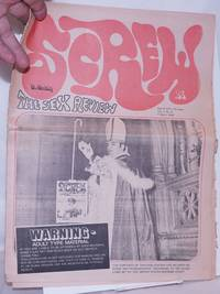 image of Screw: the sex review; vol. 1, #6, March 7, 1969