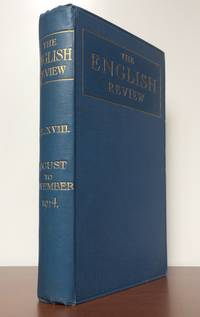 The English Review : August, September, October, November 1914 (Includes