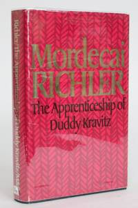 The Apprenticeship of Duddy Kravitz by  Mordecai Richler - Hardcover - Signed - 1974 - from Minotavros Books and Biblio.com