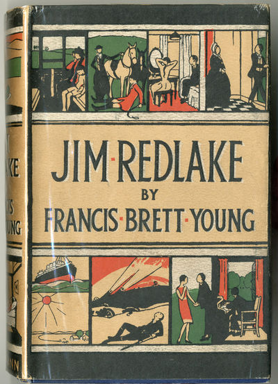 London: Heinemann, 1930. Gilt blue cloth. Near fine in pictorial dust jacket. First edition of this ...