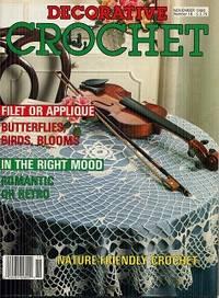 Decorative Crochet November 1990 No 18