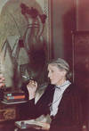 View Image 1 of 3 for Photograph of Virginia Woolf signed by Gisèle Freund Inventory #2425