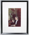 View Image 3 of 3 for Photograph of Virginia Woolf signed by Gisèle Freund Inventory #2425
