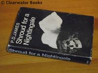 image of Shroud for a Nightingale. An Adam Dalgliesh mystery. (SIGNED)