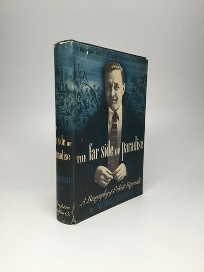 Boston: Houghton Mifflin Company, 1951. First Edition. Hardcover. Very good/Very good. The first bio...