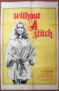 Without a Stitch-  Original Folded One Sheet Movie Poster (1969)