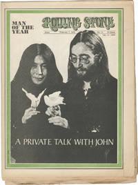 Rolling Stone magazine Issue No. 51 (John Lennon and Yoko Ono)