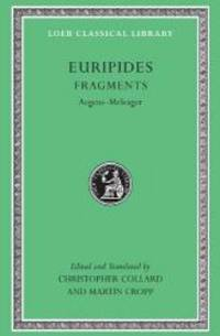 Euripides, VII, Fragments: Aegeus-Meleager (Loeb Classical Library No. 504) by Euripides - Hardcover - 2008-04-09 - from Books Express (SKU: 0674996259n)