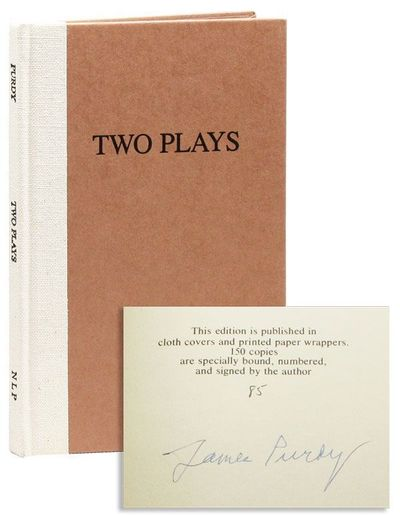 Dallas: New London Press, . First Edition. Limited to 150 copies of which this is no. 85. Octavo (22...