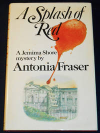image of A Splash of Red [A Jemima Shore Mystery]