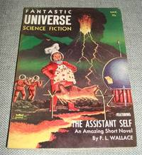 image of Fantastic Universe Science Fiction for March 1956