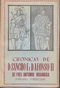 image of Cronicas De D. Sancho I E D. Afonso II.  Serie Regia  [LIMITED EDITION]