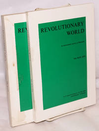 image of Revolutionary world, an international journal of philosophy [two issues: 33, 34/35]