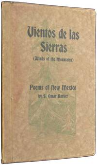 Vientos de las Sierras (Winds of the Mountains): New Mexico Poems