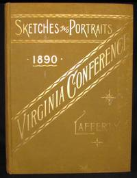 image of SKETCHES AND PORTRAITS OF THE VIRGINIA CONFERENCE, METHODIST EPISCOPAL CHURCH, SOUTH (1890)