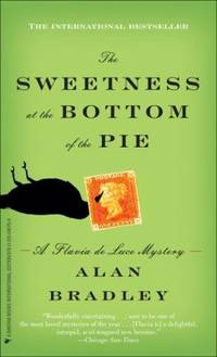 image of The Sweetness at the Bottom of the Pie (A Flavia de Luce Mystery, #1)