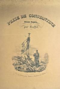 Prise de Constantine: Douze Sujets
