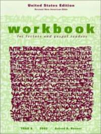 Workbook for Lectors and Gospel Readers: Year A