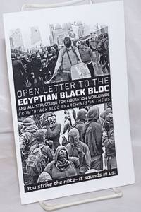 """image of Open Letter to the Egyptian Black Block and All Struggling for Liberation Worldwide from """"Black Bloc Anarchists"""" in the US"""