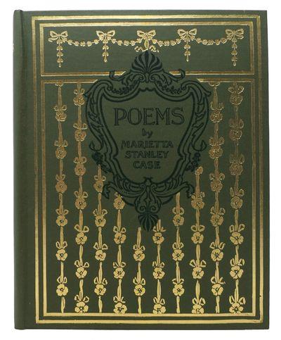 Boston, Mass: Privately Printed , 1901. 1st printing. Original green cloth binding with elaborate gi...