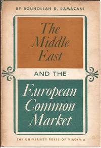 The Middle East and the European Common Market