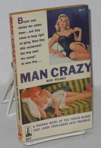 New York: Universal Publishing, 1962. Paperback. 156p., very good first edition PBO in original camp...