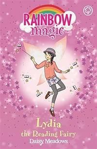 """RAINBOW MAGIC """"LYDIA"""" The Reading Fairy - School Days Fairies, Book 3 by DAISY MEADOWS"""