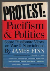 Protest  Pacifism & Politics