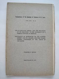 Transactions of the Academy of Science of St. Louis : The Guadalupan Series... (with) Abundance of Meteorites on the Painted Desert… Plane-Tesimal Hypothesis of the Origin of the Earth, Vol. XIX, No. 9, December 29, 1910