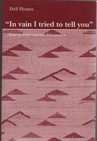 In Vain I Tried to Tell You
