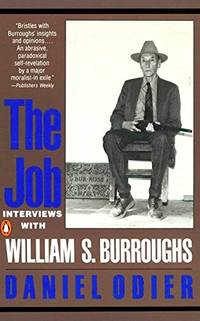 The Job Interviews with William S. Burroughs by  William S Daniel Odier & Burroughs - Paperback - March 4, 1989 - from Orange Cat Bookshop (SKU: 317)
