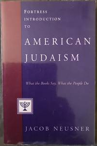 Fortress Introduction to American Judaism