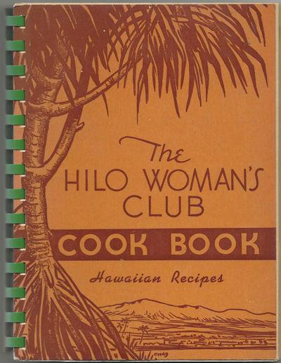 Hilo, Hawaii: Hilo Tribune-Herald, Ltd, 1953. Comb-bound octavo (20.75 x 15.5 cm.), 117, pages. Illu...