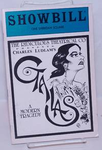 image of Showbill: The Ridiculous Theatrical Company presents Charles Ludlam's Galas: a modern tragedy [program] January 1984; One Sheridan Square