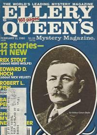 Ellery Queen\'s Mystery Magazine February 1980