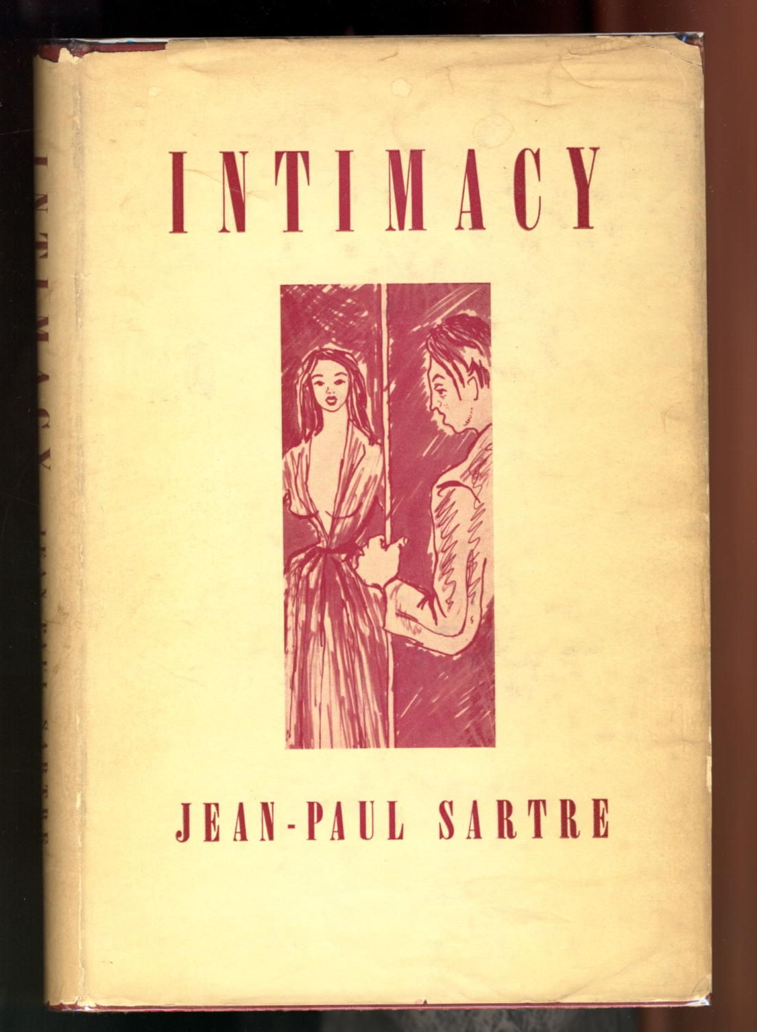 an analysis of diction in the wall by jean paul sarte