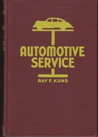 image of Automotive Service - Volumes I & II  [Volumes 1 & 2]