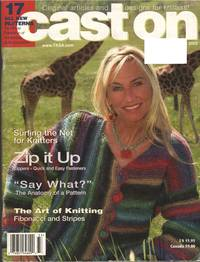 Cast On Magazine, Fall 2003