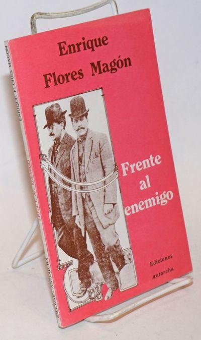 Mexico: Ediciones Antorcha, 1987. 95p., one of 1,000 copies, first edition, wraps, rear wrap soiled,...