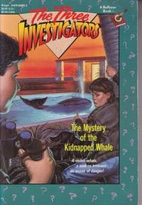 image of The Mystery of the Kidnapped Whale (Three Investigators Series No. 35)