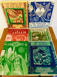 The Unexpurgated Clark Ashton Smith- Complete in Six Volumes