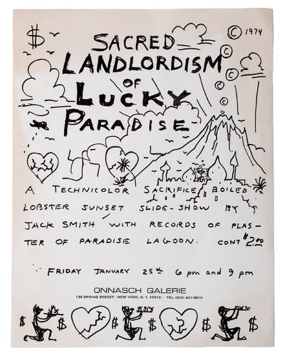 Sacred landlordism of lucky paradise...