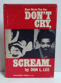 image of Don't Cry, Scream