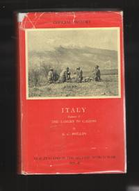 image of New Zealand in the Second World War, 1939-45  Italy Volume I: The Sangro  To Cassino