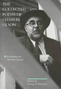 Collected Poems Of Charles Olson