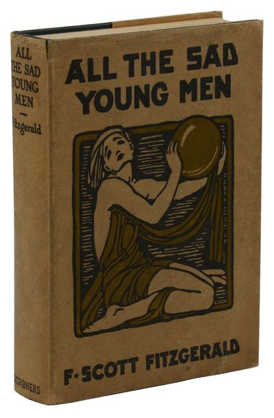 New York: Charles Scribner's Sons, 1926. First Edition. Fine/Very Good+. First edition, slightly bat...