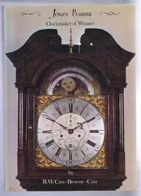 Jonas Barber, Clockmaker of Winster