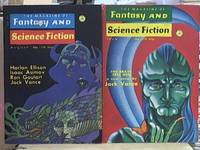 image of Fantasy and Science Fiction; Volume 42 Number 7, July 1972, Volume 42 Number 8, August 1972