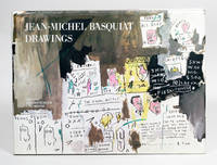 Jean-Michel Basquiat Drawings