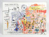 View Image 2 of 11 for Jean-Michel Basquiat Drawings Inventory #2443